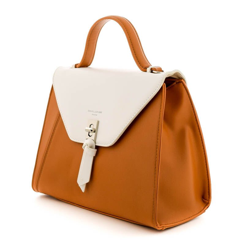 David Jones női műbőr táska cognac 184798_B.jpg