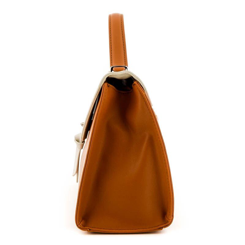 David Jones női műbőr táska cognac 184798_C.jpg