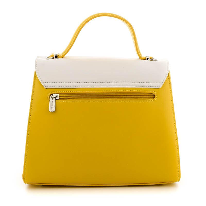 David Jones női műbőr táska yellow184800_D.jpg