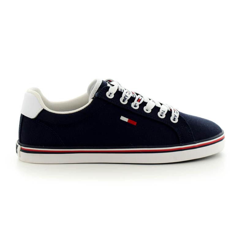 Tommy Hilfiger sneaker twilight navy kék  185040_A