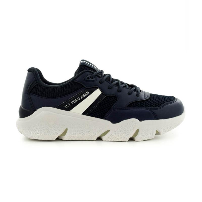 U.S.Polo sneaker dark blue kék  185174_A