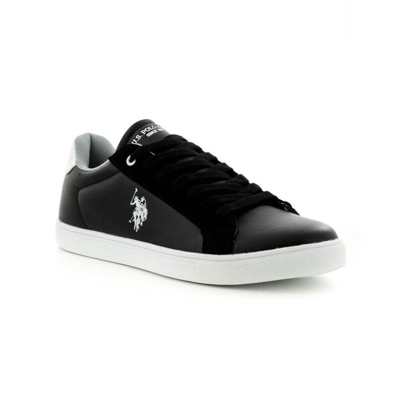 U.S.Polo fűzős sneaker black 185175_B.jpg