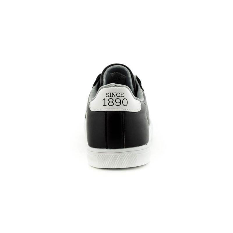 U.S.Polo fűzős sneaker black185175_D.jpg