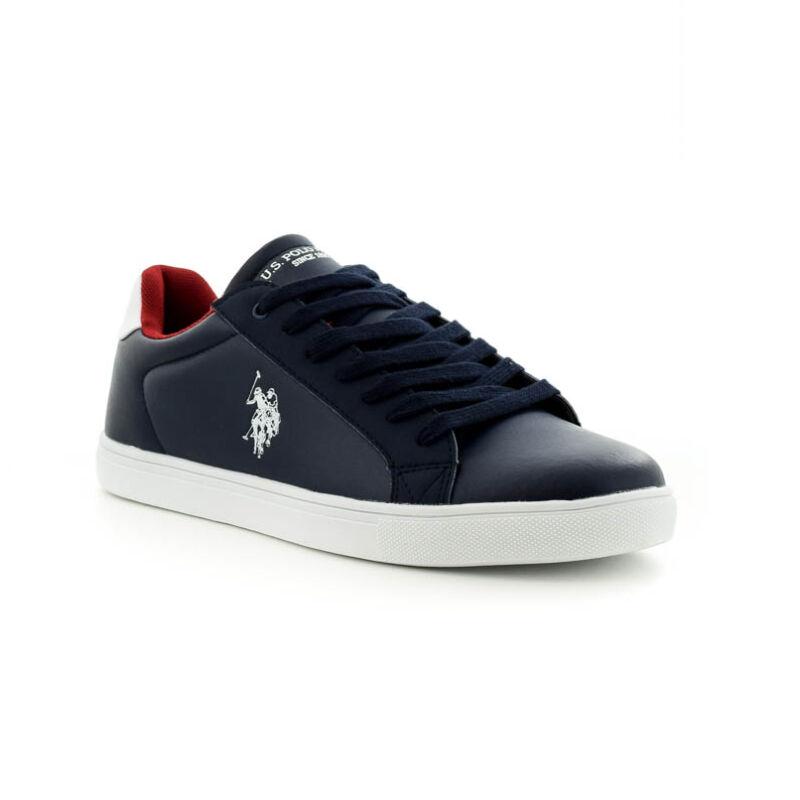 U.S.Polo fűzős sneaker dark blue 185176_B.jpg