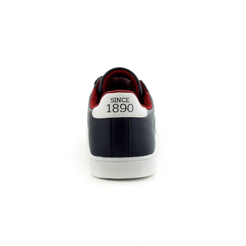 U.S.Polo fűzős sneaker dark blue185176_D.jpg