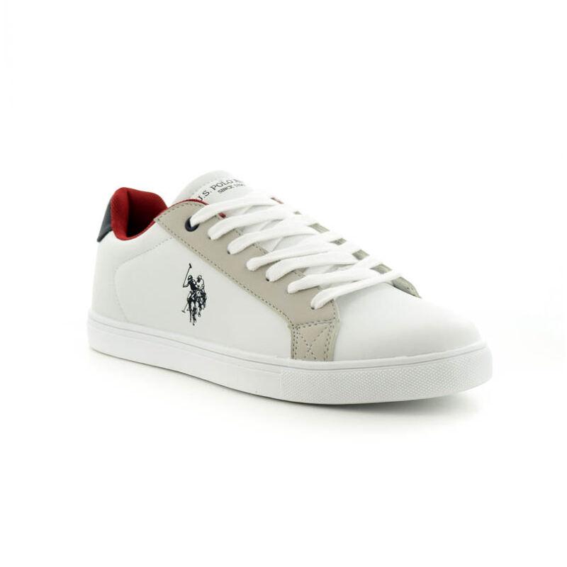 U.S.Polo fűzős sneaker  white  185177_B.jpg
