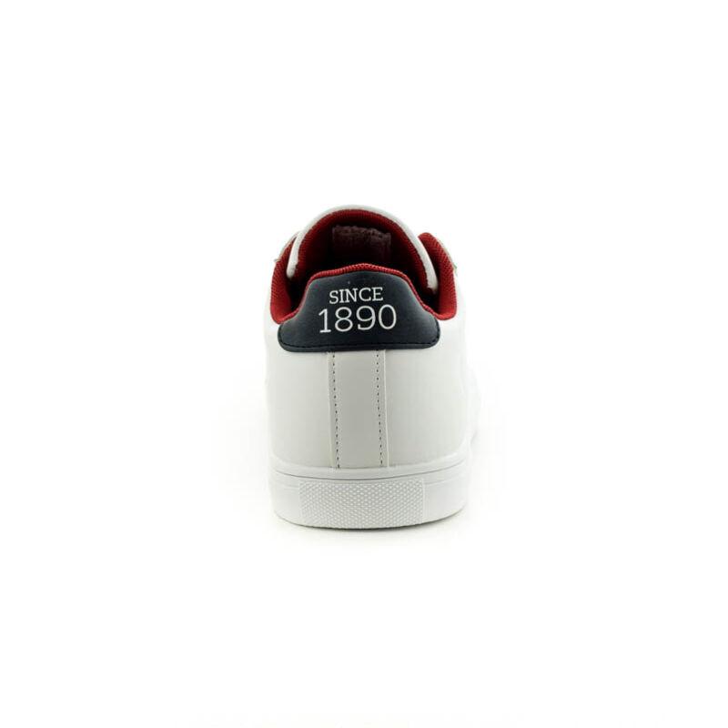 U.S.Polo fűzős sneaker  white 185177_D.jpg