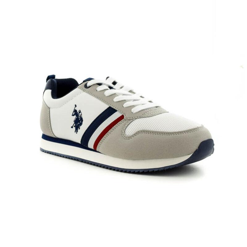 U.S.Polo fűzős sneaker white  185179_B.jpg