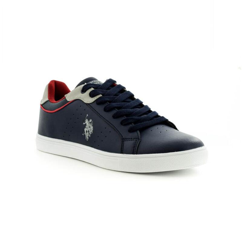 U.S.Polo fűzős sneaker dark blue 185182_B.jpg