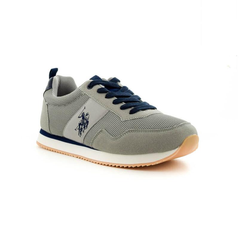 U.S.Polo fűzős sneaker grey 185184_B.jpg
