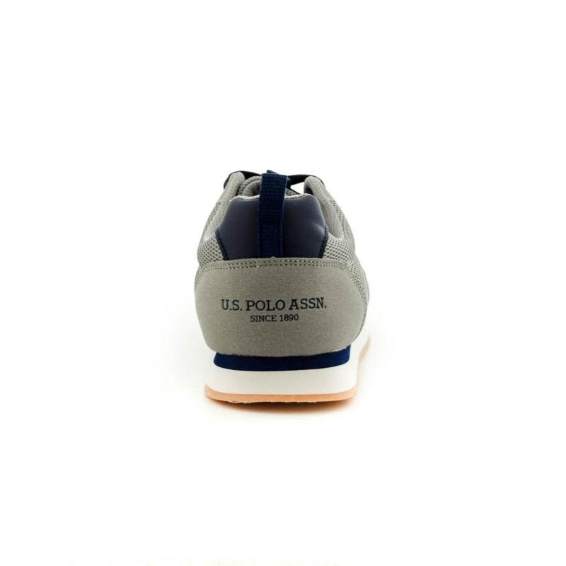U.S.Polo fűzős sneaker grey185184_D.jpg