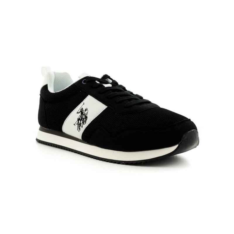 U.S.Polo fűzős sneaker black 185187_B.jpg