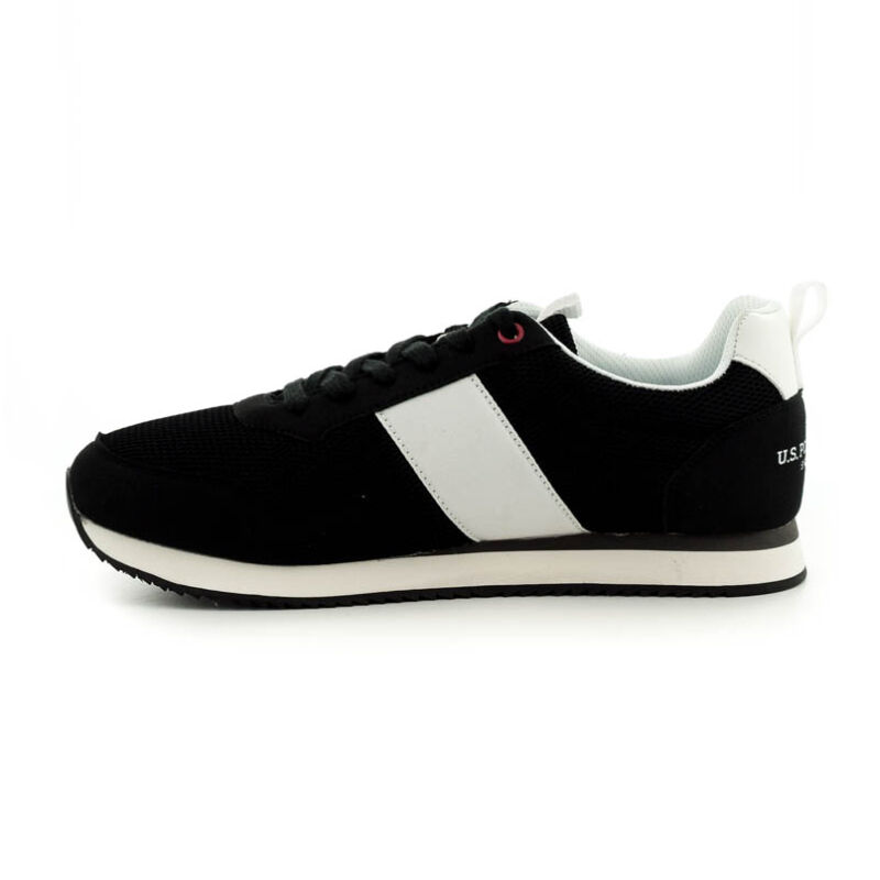 U.S.Polo fűzős sneaker black 185187_C.jpg