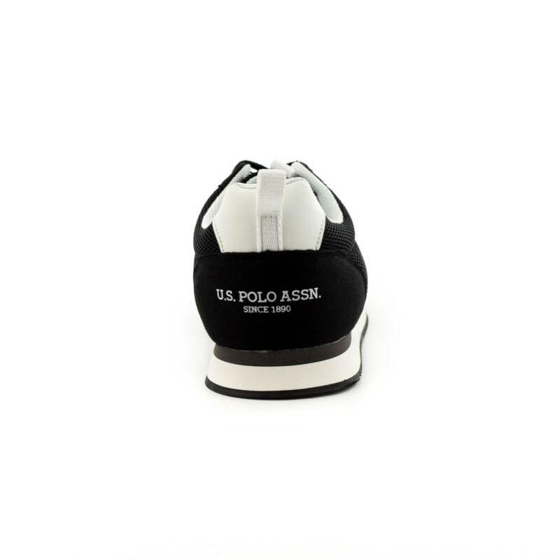 U.S.Polo fűzős sneaker black185187_D.jpg