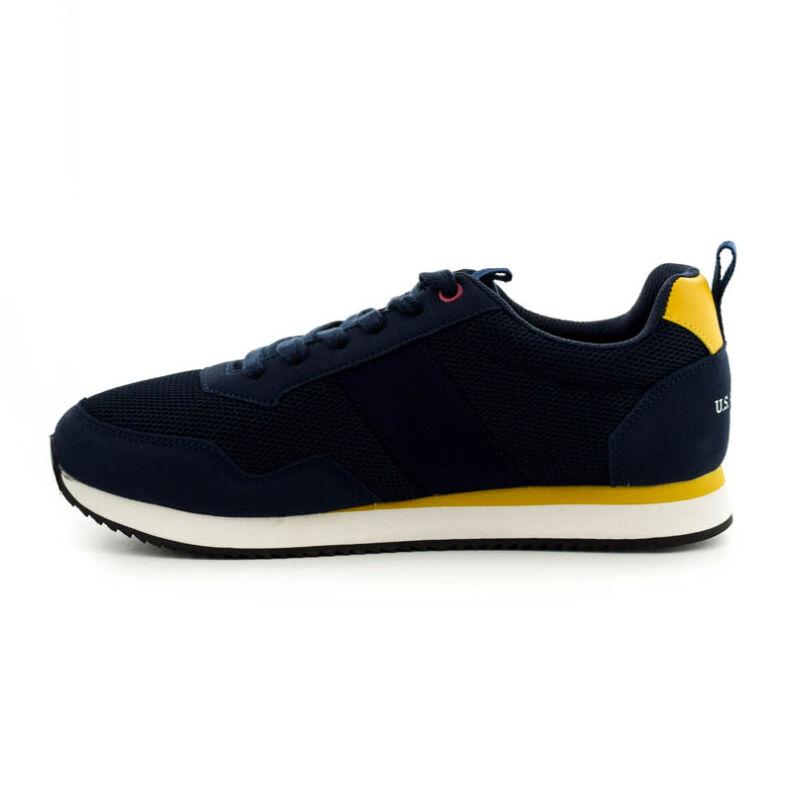 U.S.Polo fűzős sneaker dark blue-yellow 185188_C.jpg