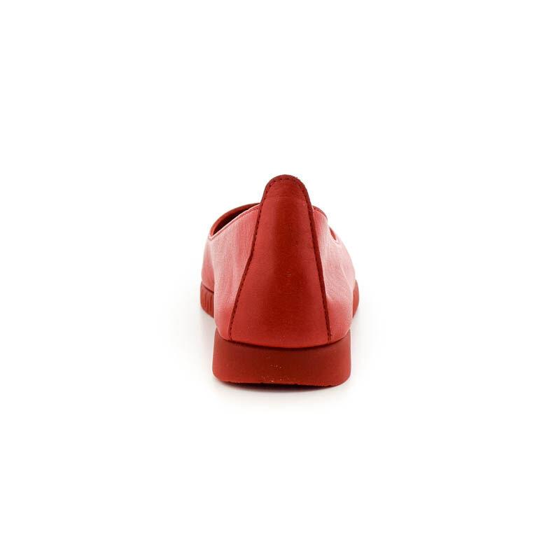 La Pinta félcipő 3255 red leatheer185256_D.jpg
