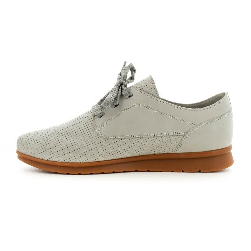 La Pinta bőr félcipő icegrey185307_D.jpg