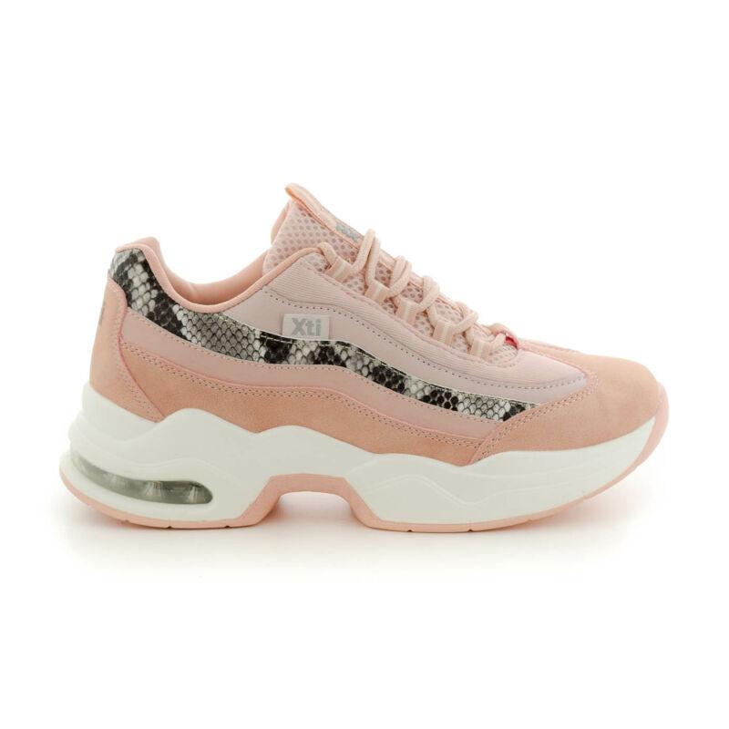 XTI sportcipő nude  rózsaszín  185565_A