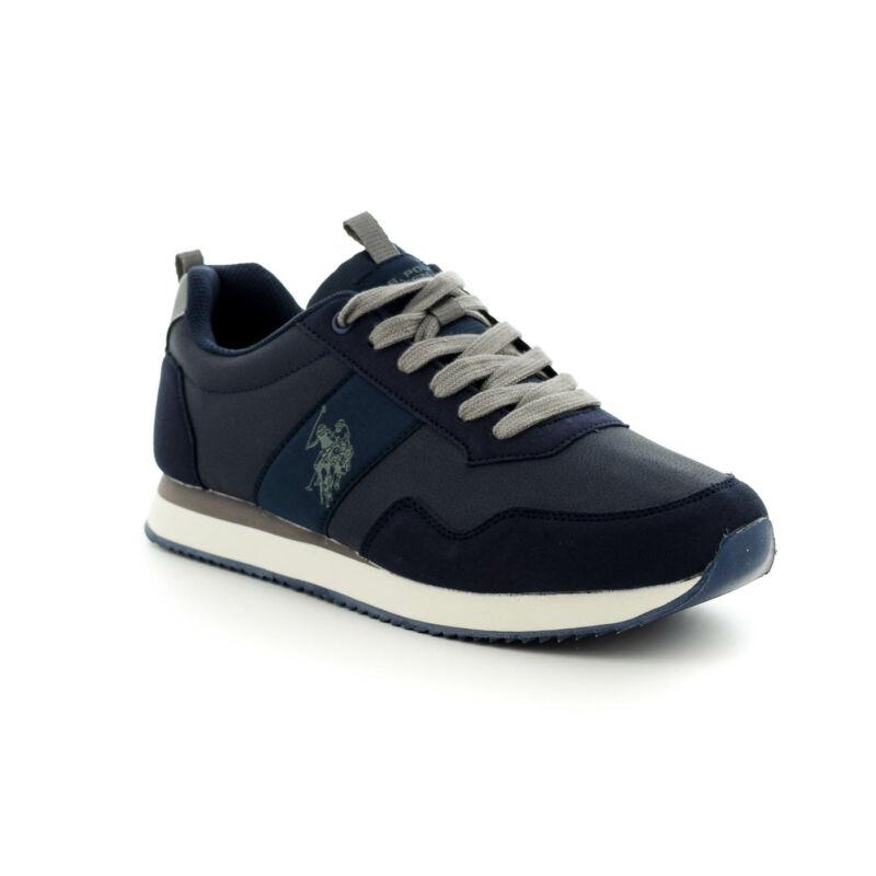 U.S.Polo sportcipő/ blue grey 187206_B.jpg
