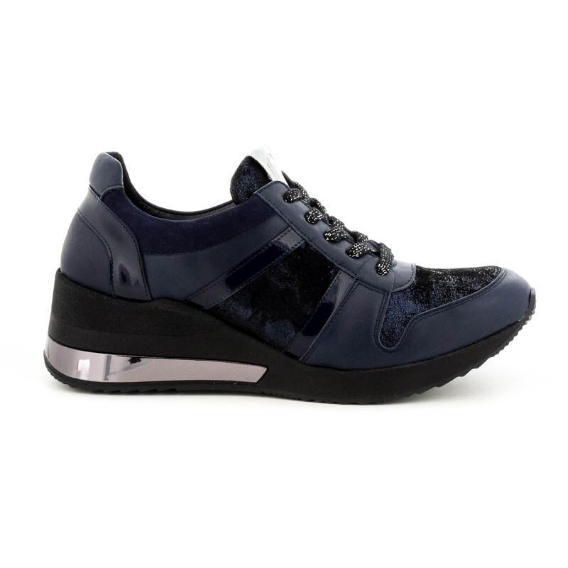 Carla Ricci sneaker/ kék kék  187314_A