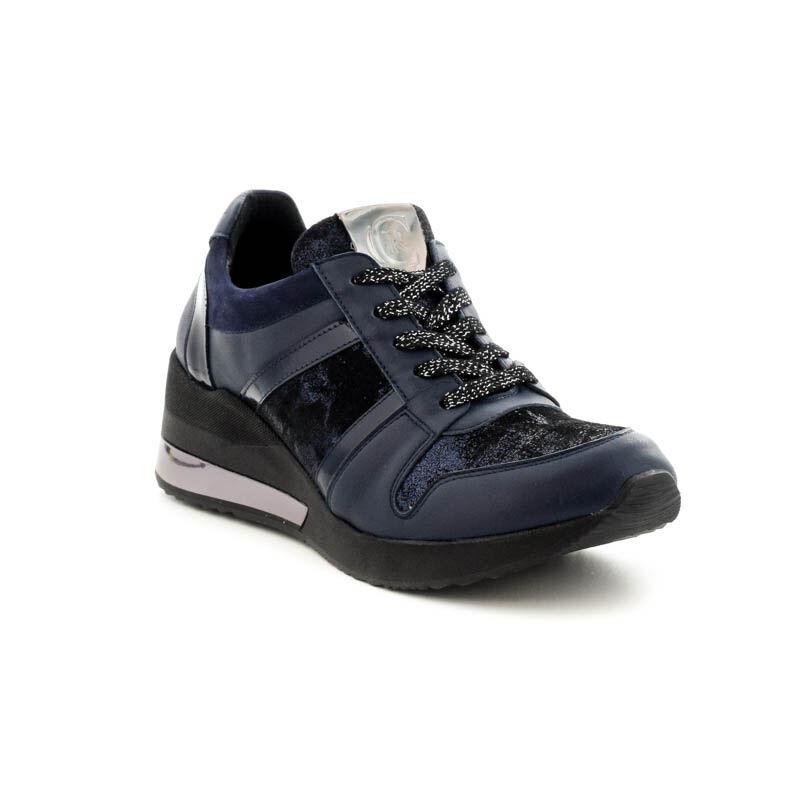 Carla Ricci sneaker/ kék 187314_B.jpg