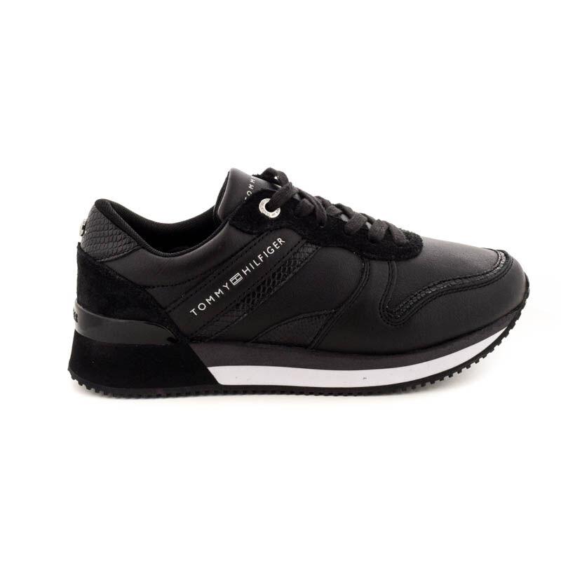 Tommy Hilfiger sneaker/ BDS  fekete  187386_A