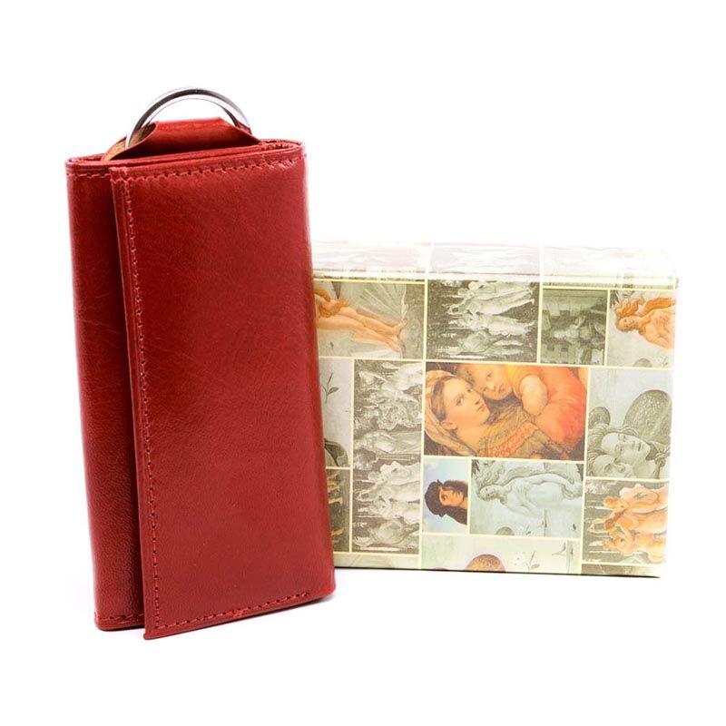 Centro Pelle pénztárca/ rosso187525_D.jpg