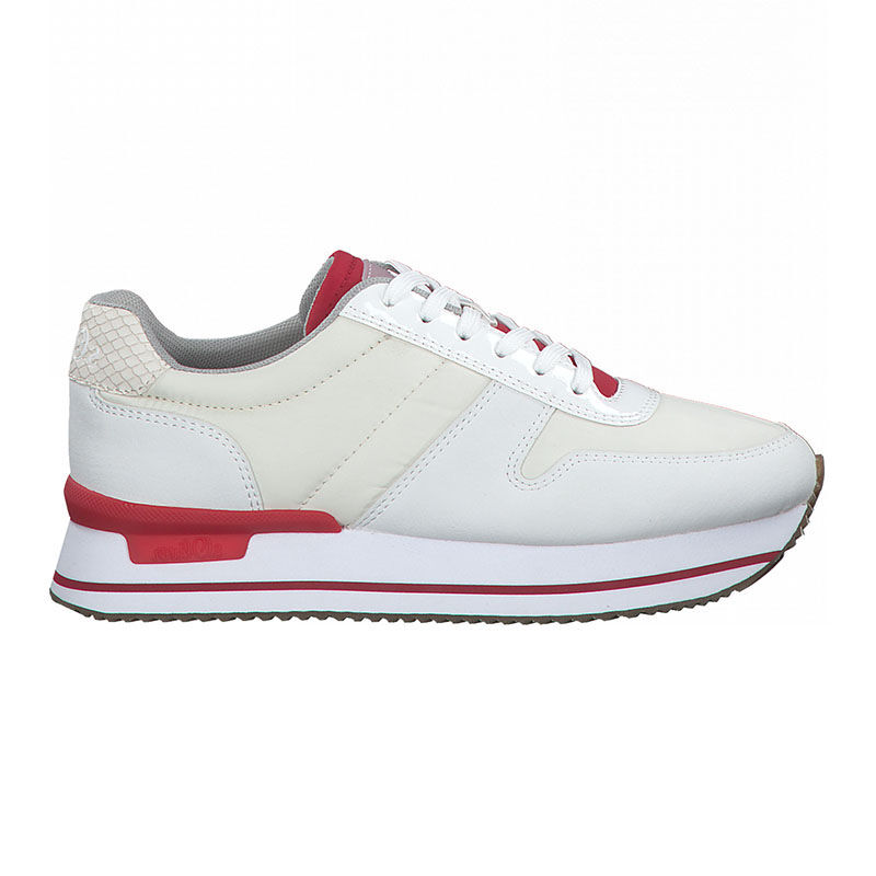 S.Oliver sportcipő/white comb110    fehér 38.0 187835_A