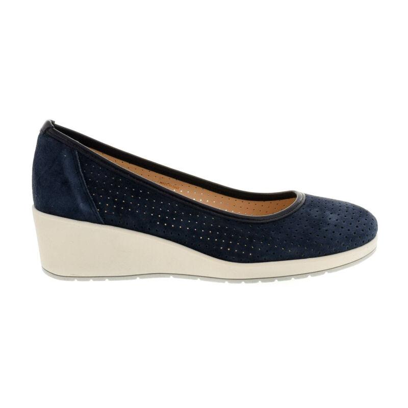 Rizzoli női félcipő camoscio blue kék  50913_A